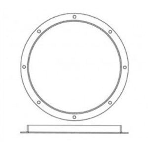 Paasche - Duct Flange  BE-54-18
