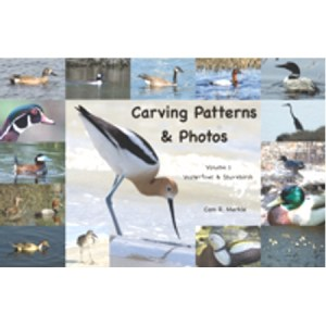 Carving Patterns and Photos Volume 1