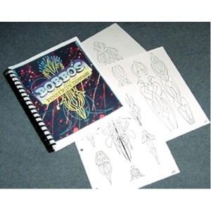 BOBBO'S LITTLE BOOK OF PINSTRIPE DESIGNS