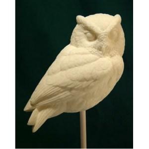 Owl, Screech, bob Guge study cast