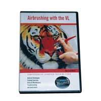 DVD - VL Airbrush