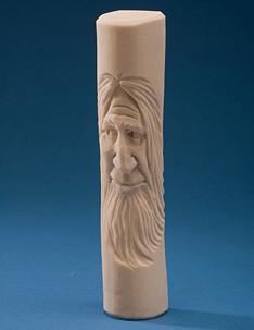 Study Cast-Woodspirit for Hiking Sticks