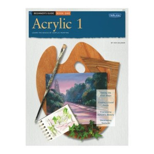 Beginners Guide: Acrylic 1