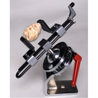 Jerry Rig Two Jaw Ball Vise Attachment - no  Ball Vise included.