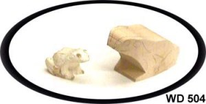 Frog Carving Kit