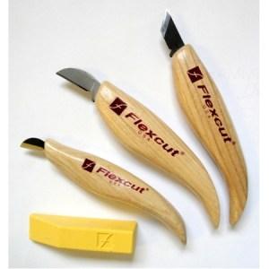 Flexcut KN115 Chip Carving Set