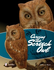 OWL BURROWING study cast #319