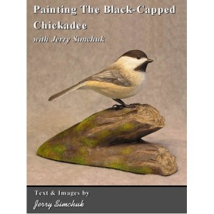 Painting the Black-Capped Chickadee
