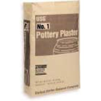 U.S. Gypsum #1 POTTERY PLASTER 50lb Bag