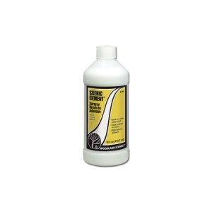 Glue - Scenic Cement NEW Improved16 oz.
