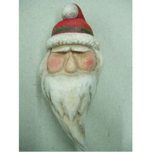 Santa Head roughout
