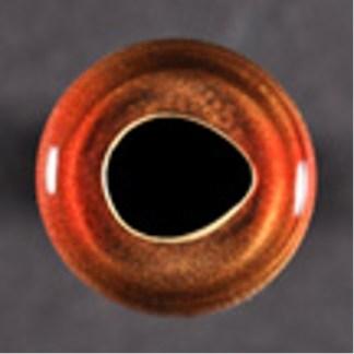 Small Mouth Bass Eye 10mm