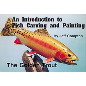 GOLDEN TROUT, Carving & Painting