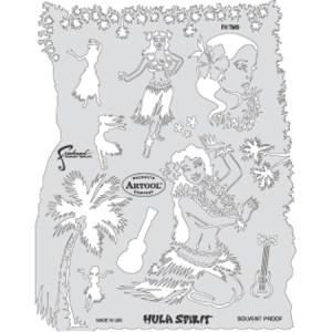 Tiki Master -Aloha Spirit 5 x 7