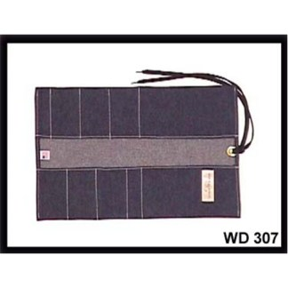 Tool Roll 6 Pocket (LARGE TOOLS) WD 307