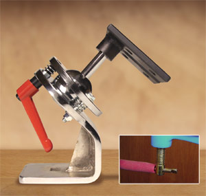Jerry-Rig Ball Vise