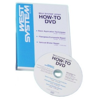 DVD - WEST SYSTEM Epoxy How-To