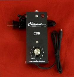 Colwood Cub Wood Burner W/ HD 16 gauge Cord