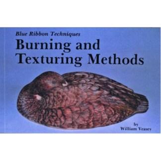 Blue Ribbon Techniques - Burning & Texturing Methods