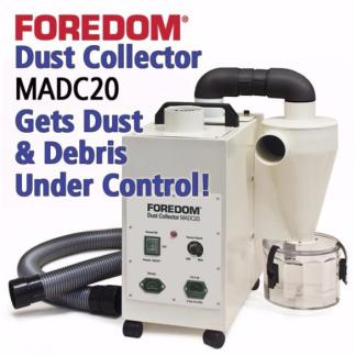 Foredom Variable Speed, Cyclone Dust CollectorSee description for shipping cost