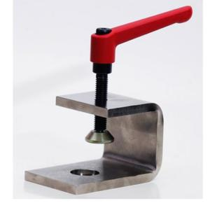 Jerry Rig  Ball Vise Table Clamp NEW