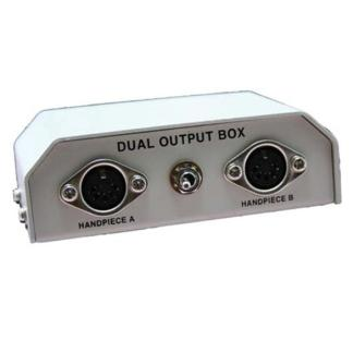 Ram Power Dual Output Box for 2 handpieces