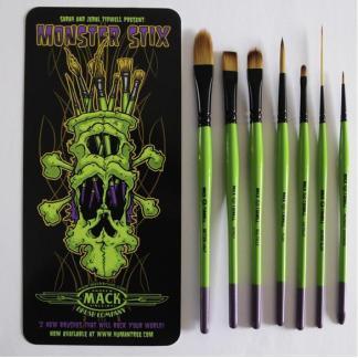 Mack Tidwell M/T - Monster Stix Set of 7