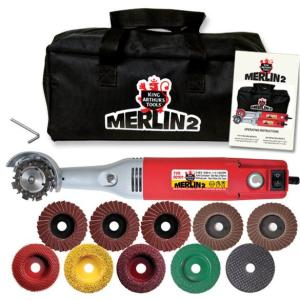 Merlin2 Premium Set, 110V Variable Speed