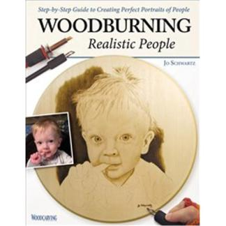Woodburning Realistic People- Available 5-1-17