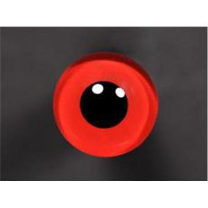 Tohickon Glass Eyes Off-Wire #112 - 10mm RED M/P