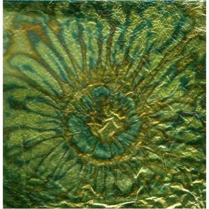 Variegated Leaf -Green
