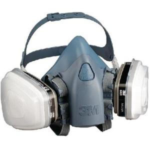 Respirator 3M Marine 7500 Respirator Pack Out Med. MMM-37078