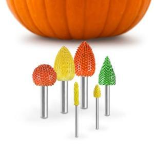 Saburr Tooth Pumpkin Power Carving Kit 6 ps