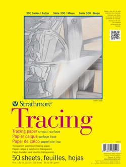 Strathmore 300 Series Tracing Pa