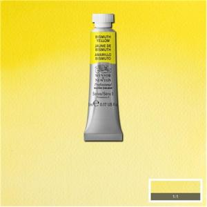 WN PROFESSIONAL WATER COLOUR 5ML Bismuth Yellow