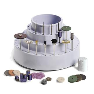 Foredom  AK11 Jewelry Assortment Kit, 42-Pc Plus Bur Holder