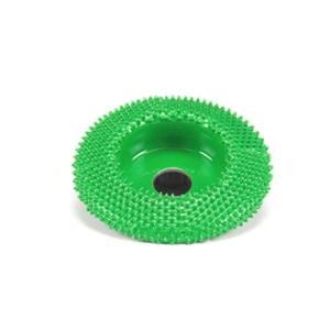 "Saburr-Tooth 2"" Donut Wheel Flat Face Coarse"