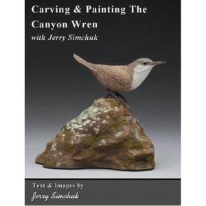 Carving & Painting the Canyon Wren