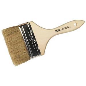 """Brush, White Chip 3"""""""