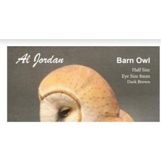 Barn Owl Color Card Al Jordan