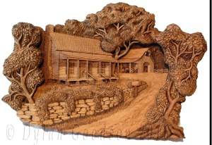 Basswood Rough-outs by Dylan Goodson