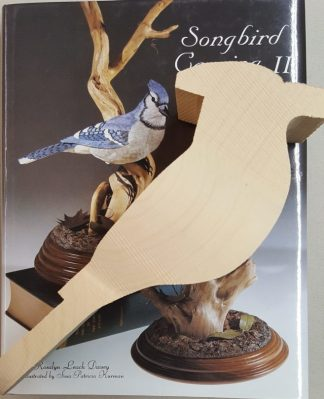 Cut Outs Song Birds Rosalyn Daisey books