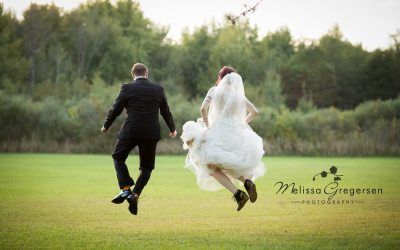 Megan and Tom {Paw Paw West Michigan DIY backyard vineyard wedding photographer}