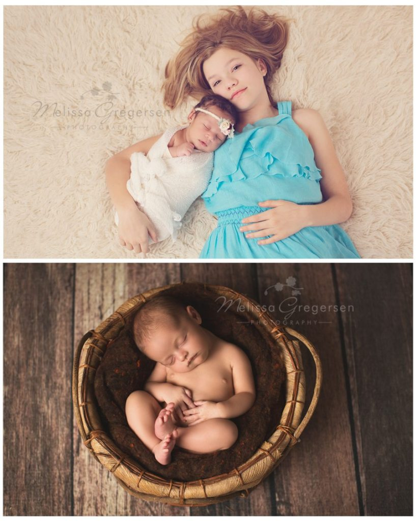 Kalamazoo Michigan Newborn Photographer