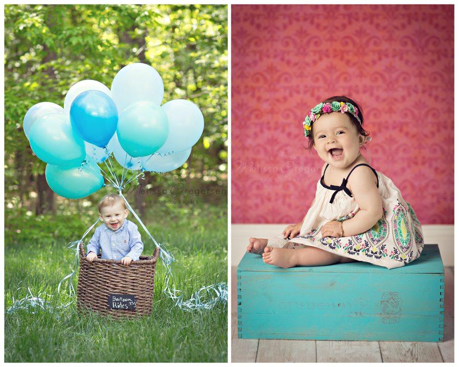 Kalamazoo Michigan Baby Children Photography