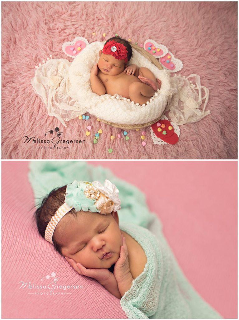 Kalamazoo Michigan newborn baby photographer