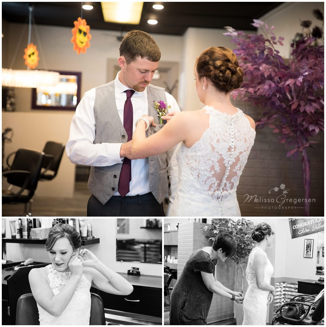 Rylee and Taylor {Holland Michigan Wedding Photographer}