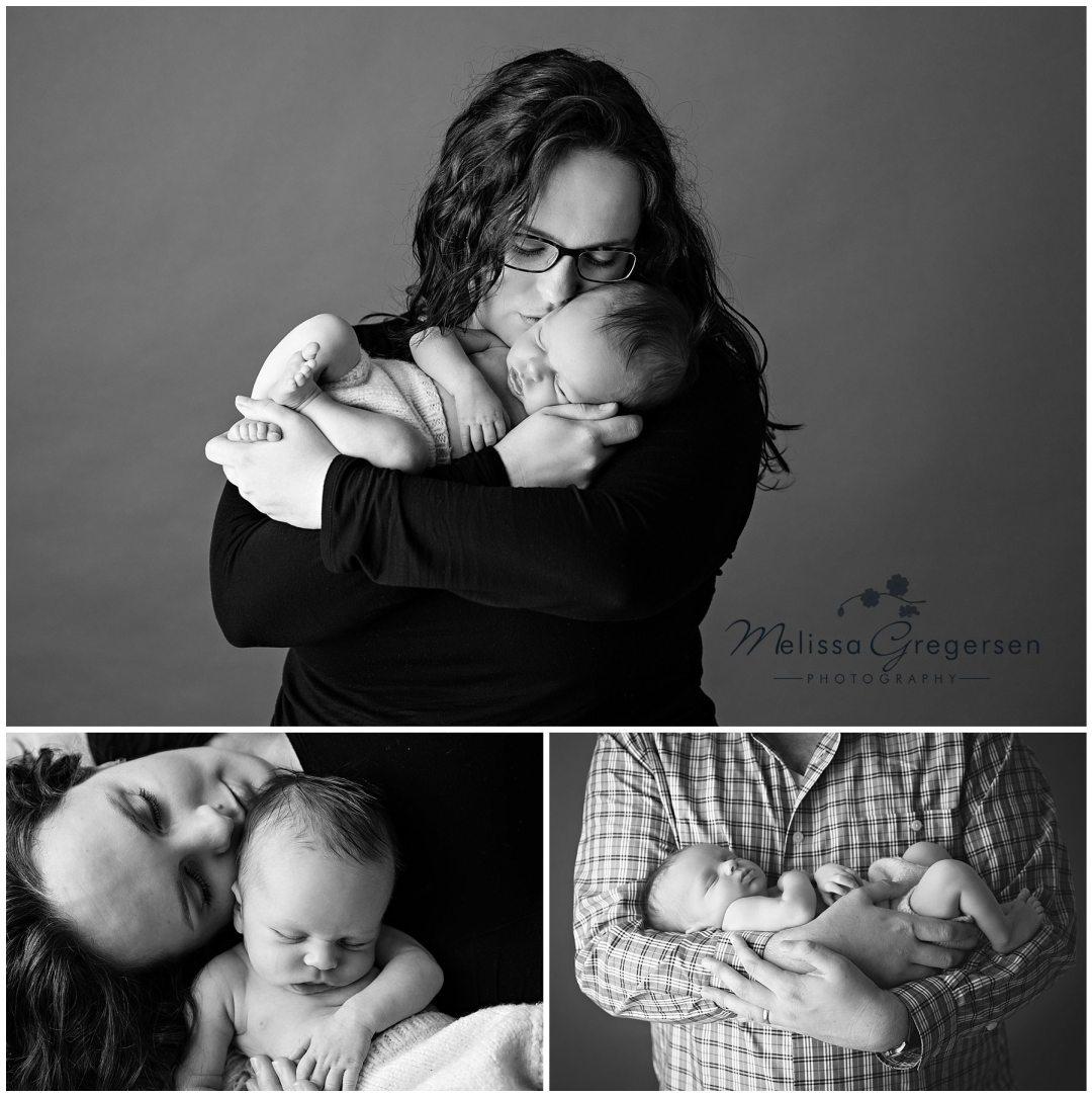 Jimmy :: Newborn photography session {Kalamazoo Newborn Baby Photographer}