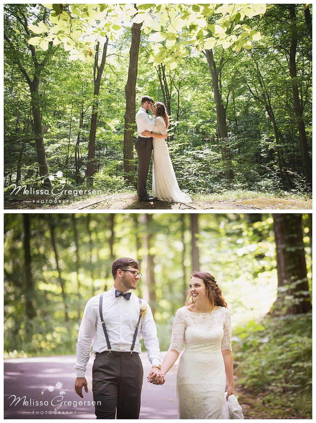 Kalamazoo Michigan Wedding Photographer Gregersen Photography