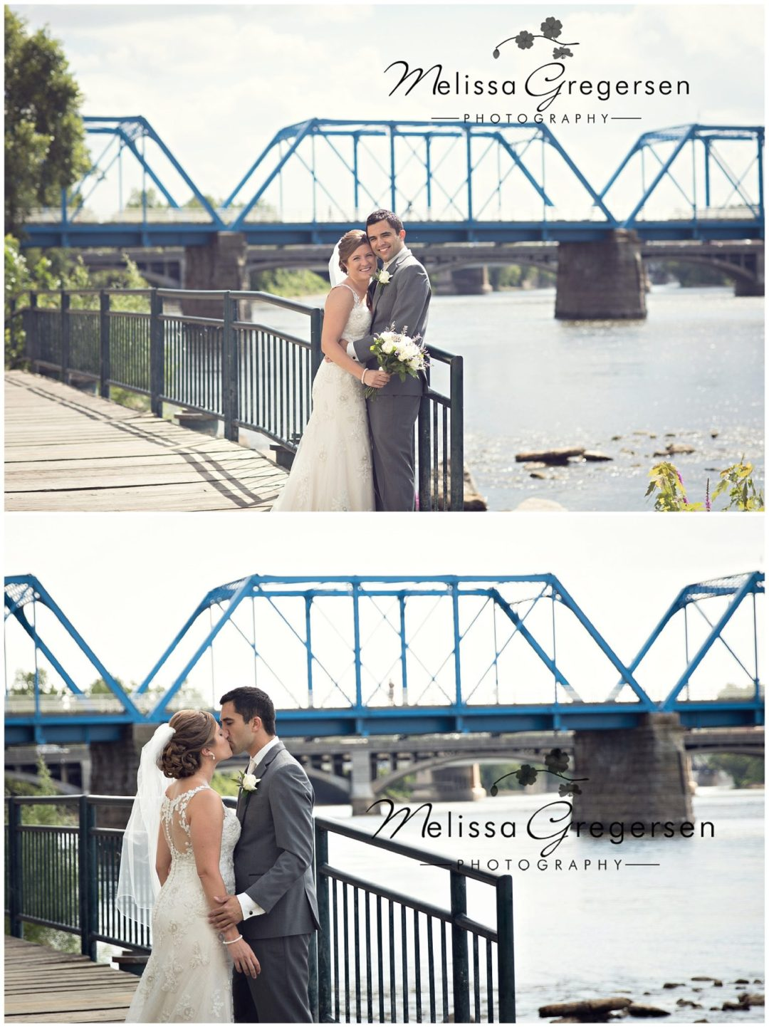 Laura and Nate :: Grand Rapids Michigan Wedding Photography Gregersen Photography JW Marriott John Ball Zoo